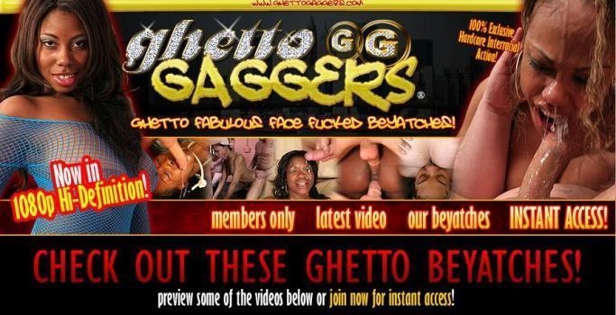 GhettoGaggers – SiteRip