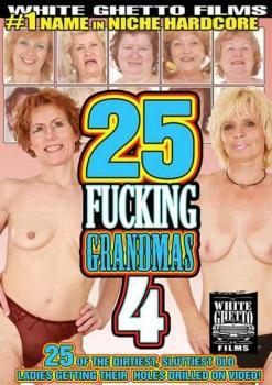 25 Fucking Grandmas #4