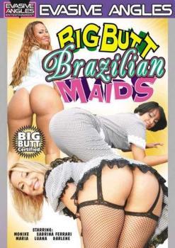 Big Butt Brazilian Maids