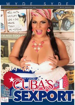 Angelina Castro Cuba's #1 Sexport