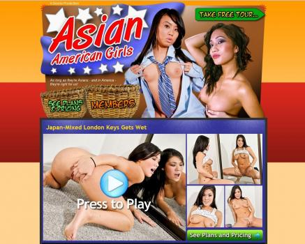 AsianAmericanGirls – SiteRip