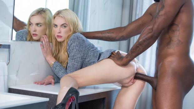 2 blonde sluts 1 dick