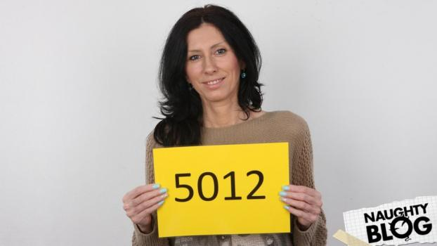 HD Czech Casting Veronika 5012