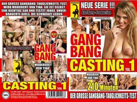 GangBang Casting Teil 1