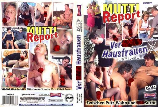 Mutti Report - Verfickte Hausfrauen (2009)