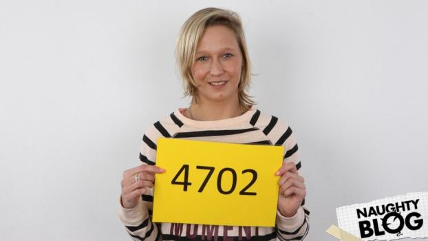 HD Czech Casting Martina 4702