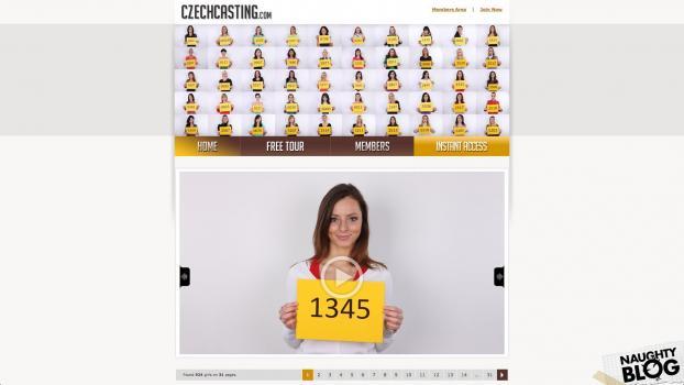 CzechCasting.com - SITERIP
