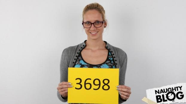 HD Czech Casting Marketa 3698