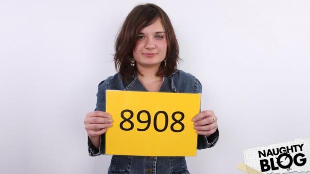 HD Czech Casting Jirina 8908