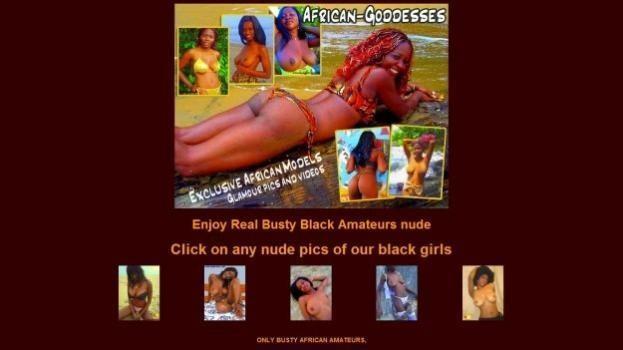 AfricanGoddesses - SiteRip