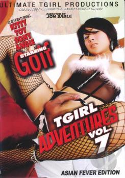 T Girl Adventures # 7
