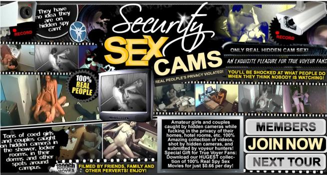 SecuritySexCams - SiteRip