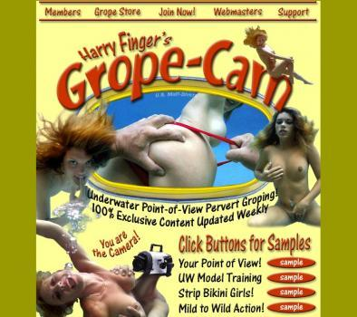 GropeCam - SiteRip
