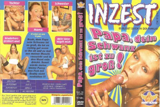 Inzest - Papa dein Schwanz ist zu gross German (2009)