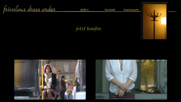 FrivolousDressOrder - SiteRip