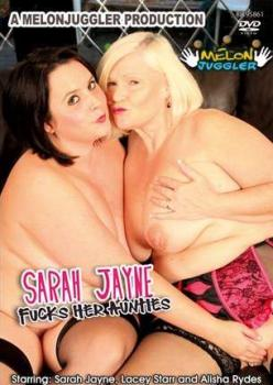 Sarah Jayne Fucks Her Aunties