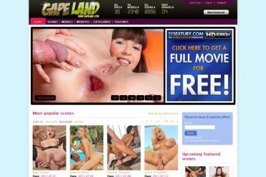 GapeLand SiteRip