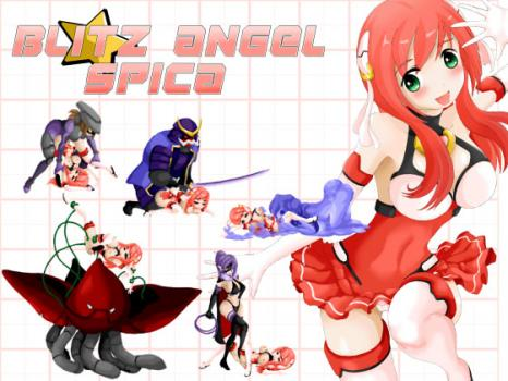 [160401][Erobotan] Blitz Angel Spica Ver.0.222 [48M] [RJ168056]