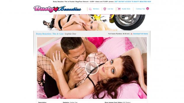 BustyBeauties.com – SiteRip