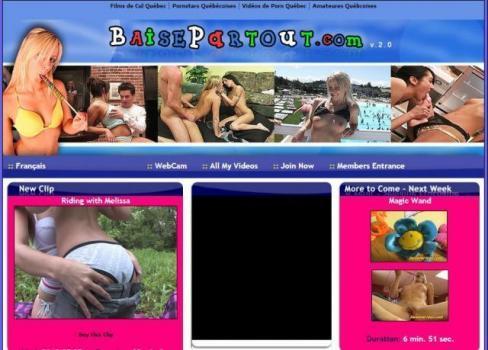 BaisePartOut – SiteRip