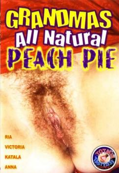 Grandmas All Natural Peach Pie